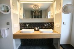 Eiken Werkblad Badkamer : Samosa u ontwerp op maat uniek badkamer meubel samosa ontwerp
