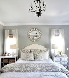 Slaapkamer Ideeen Grijs Wit.De Leukste Ideeen Over Grijs Witte Slaapkamer Vind Je Op Welke Nl