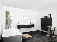 Stijlvolle Badkamer Ideeen : Vinyltegels voor badkamer badkamer grand chesham oak pvc vloer