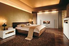 Slaapkamer Verlichting Ideeen : Verbazingwekkend slaapkamer verlichting bed afbeeldingen