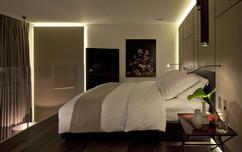 Slaapkamer Als Hotelkamer : De luxe slaapkamer bild von steigenberger hotel und spa bad