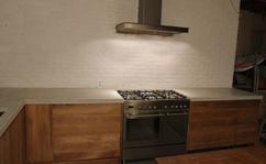 Witte Eiken Keuken : Klant foto landelijke eiken keuken landleven wit de lange keukens