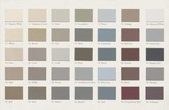 Collectie: Huis: Kleur(palets) (L), verzameld door Liennepien op ...