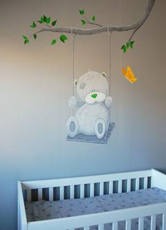 Muursticker Me To You Babykamer.De Leukste Ideeen Over Babykamer Grijs Vind Je Op Welke Nl