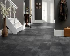 Plak Vinyl Vloertegels : Vinyl vloer betonlook industrial and chic if done right forbo