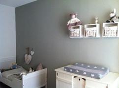 Kinderkamer Roze Grijs : Kinderkamer roze grijs free en kussen uil roze grijs with