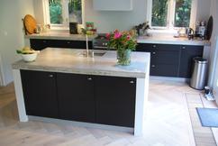 Keuken Van Beton : Beton cire keuken beton cire