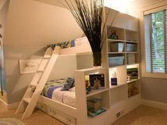Slaapkamer Ideeen Hoogslaper : Hoogslaper kinderkamers in slaapkamer