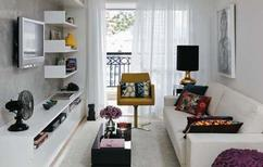 Kleine Woonkamer Inrichting : Inrichting kleine woonkamer van jordan interieur inrichting