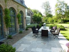 Inspiratie huizen boeiende tuin en terras ideeen