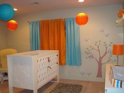 Babykamer Ideeen Blauw : Aankleding babykamer elegant aankleding babykamer nijntje design