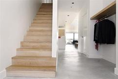 Gietvloer woningen floors