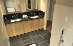 Badkamer landelijk modern classic landelijke badkamer markelo