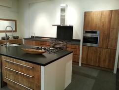 Keuken Deuren Teak : Houten keukenfronten maatwerk lades en deuren ikea keukens