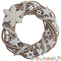 De Leukste Ideeën Over Kerstkrans Aan Vind Je Op Welkenl