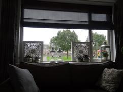 decoratie voor het raam