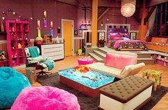Meiden Slaapkamer Kleuren : Voorkeur meisjes slaapkamer ideeen cw belbin