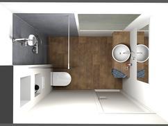 Ideeën voor je badkamer indeling wonen inrichting