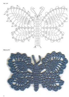 De Leukste Ideeën Over Vlinder Patroon Haken Vind Je Op Welkenl