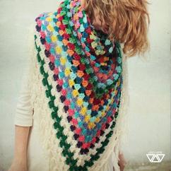 De Leukste Ideeën Over Sjaal Haken Vind Je Op Welkenl