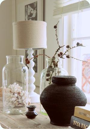 Sfeervolle bruin tinten voor in de woonkamer. Foto geplaatst door ...