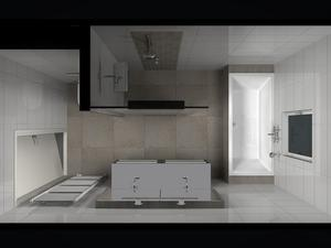 Idee Badkamer Klein : Kleine badkamer streker tegelhuis streker tegelhuis