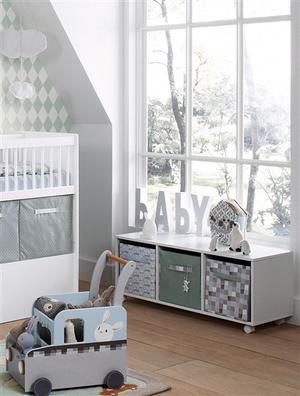 Spiksplinternieuw Kleur & Interieur   Inspiratie voor de babykamer en HL-19