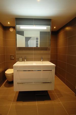 optimale oplossing in kleine badkamer.. Foto geplaatst door Brigitt ...