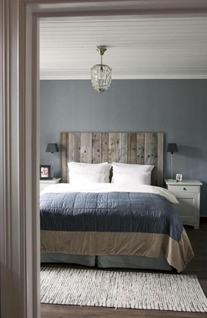 Leuke Hanglamp Voor Tienerkamer.Stoere Landelijke Slaapkamer Met Bed Van Steigerhout Mooie