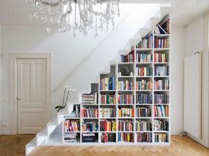 Mooie trapkast voor de entresol . Foto geplaatst door astridhl69 op ...