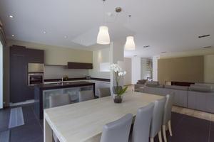 Woonkamer en keuken in één ruimte 2. . Foto geplaatst door dandelie ...