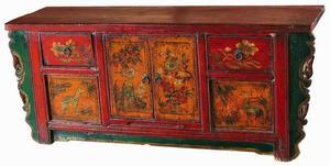 Chinese Antieke Tv Kast.Antiek Chinees Tv Dressoir Bijzonder Exemplaar Foto Geplaatst