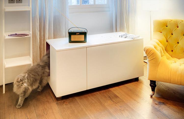 Artikel Waar Laten We De Kattenbak In De Kast Op Welkenl