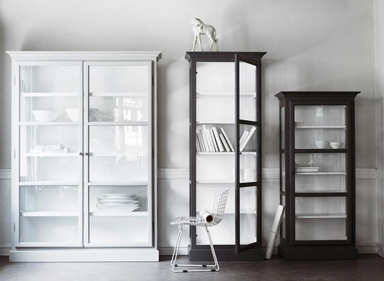 Ypperlig Artikel: Tijdloze vitrinekasten van het Deense Lindebjerg Design PF-89