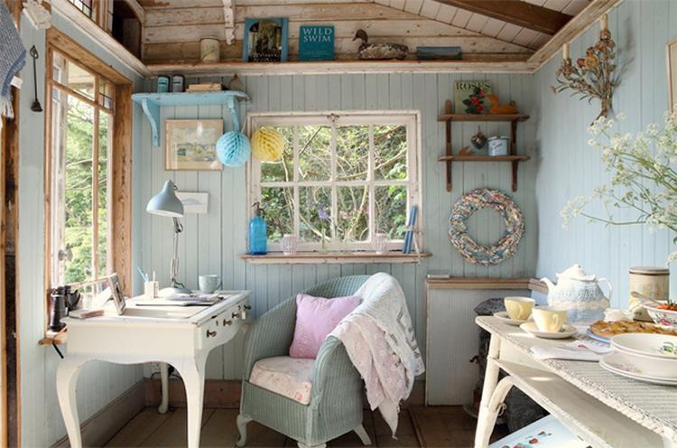 Artikel: Romantische cottage met vintage inrichting op Welke.nl
