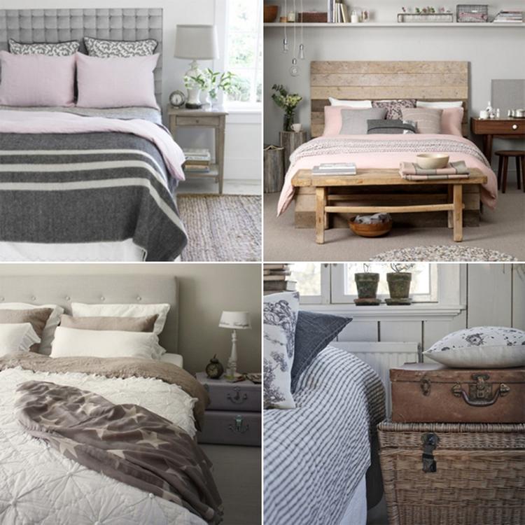 Artikel: Geef de slaapkamer een heerlijk landelijke sfeer op Welke.nl
