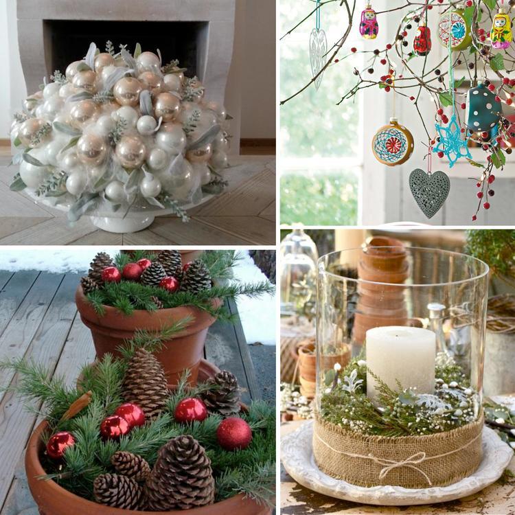Welke kerststijl past het best bij jou ontdek het samen met hornbach for Decoratie voor terras